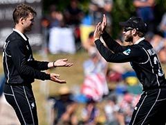 India vs New Zealand: New Zealand Name 14-Man Squad For First Three ODIs Against India