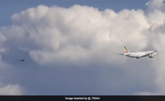 Indonesian Jets Force Ethiopian Cargo Plane To Land Over Airspace Breach