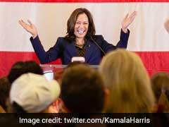 Kamala Harris Credits Mother For Motivating Her Political Career