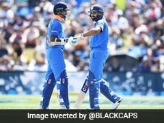 Rohit Sharma-Shikhar Dhawan Surpass Legendary Duo, Achieve This ODI Milestone