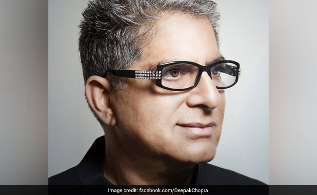 Deepak Chopra Has A Prescription For What Ails Technology
