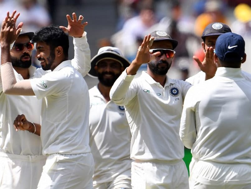 Australia v India: fourth Test, day one