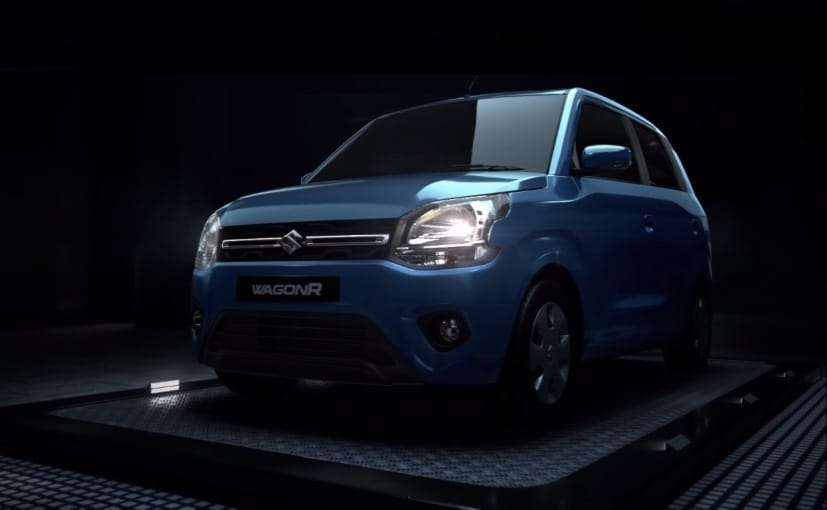 The 2019 Maruti Suzuki Wagon R is based on the Heartect platform and has also grown in size