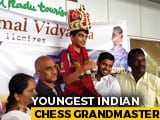 Video : India's Youngest Chess Grandmaster Seeks Government Help To Become World Champion