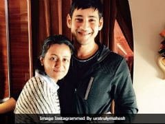 Mahesh Babu's Birthday Wish For 'Sweetest Love' Namrata Shirodkar Is Trending