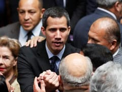 Venezuela's Juan Guaido Orders Army To Allow Entry Of Humanitarian Aid