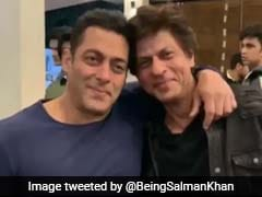 Shah Rukh Khan Reveals Salman Was First Person To Call DDLJ A 'Great' Film
