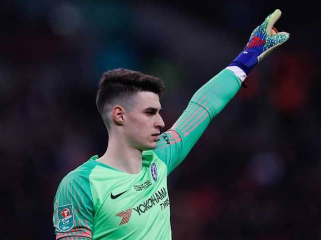 Premier League: Maurizio Sarri Mess For Chelsea As Kepa Arrizabalaga Row Overshadows Spurs Clash