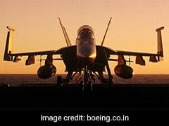 "At Bengaluru Aero India Show, Strong Presence Of ""Strategic"" US Partner"