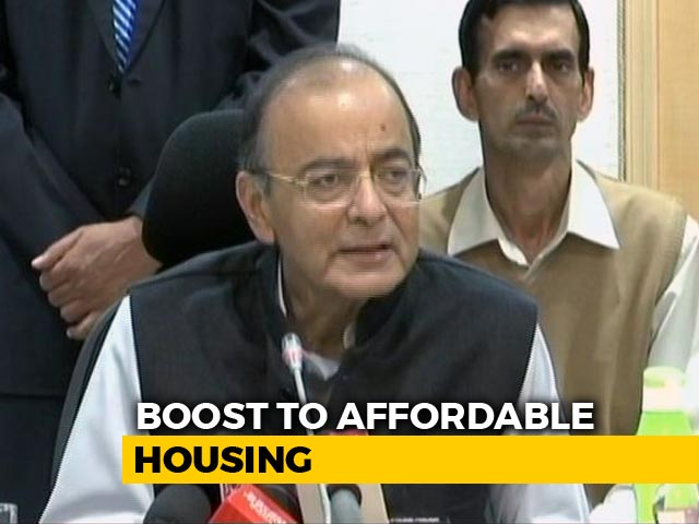 Video : In Win For Home-Buyers, Centre Cuts Tax On New Houses Ahead Of Polls