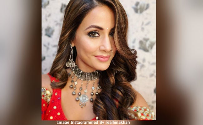 Hina Khan Is Not Quitting Kasautii Zindagii Kay But