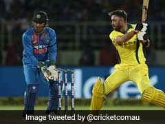 1st T20I: Glenn Maxwell, Nathan Coulter-Nile Star As Australia Beat India In Thriller To Take 1-0 Lead