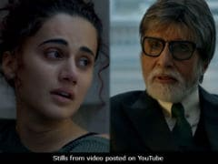 <i>Badla</i> Trailer: Amitabh Bachchan And Taapsee Pannu's Riveting Thriller Won't Let You Blink