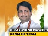 Video : Rahul Gandhi Cancels Appointment Of Kumar Ashish As UP Congress Secretary