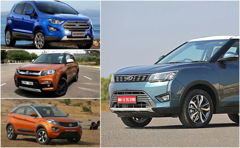 Prices for the Mahindra XUV300 will be announced on February 14, 2019