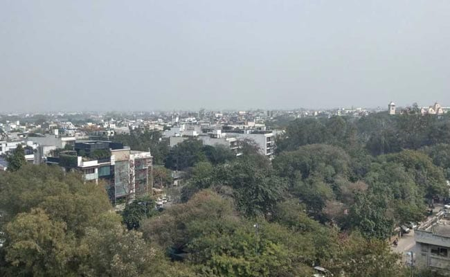 Sunny Day In Delhi, Light Rain Forecast For Later: Weather Department