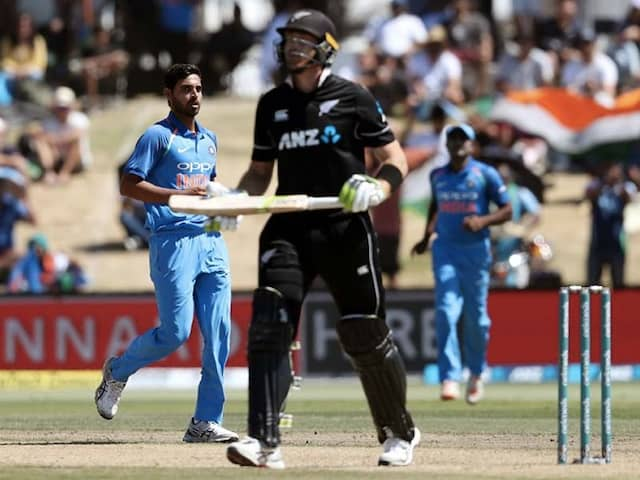 Martin Guptill Out Of New Zealand Side For India T20I Series