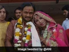 Man Marries Transgender In Madhya Pradesh On Valentine's Day