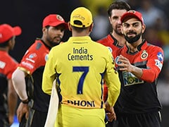 IPL 2019 Schedule For First 2 Weeks Announced, CSK To Play RCB In Opener