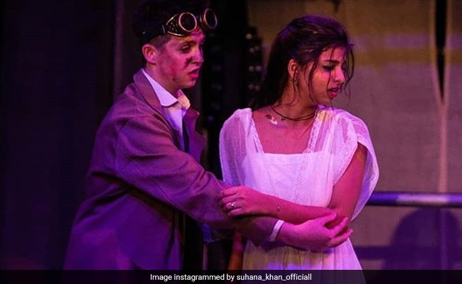 Oh, Nothing. Another Viral Pic Of Suhana Khan