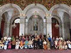 Sangeet Natak Akademi Awards: President Honours 42 Artistes