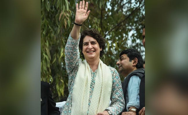 Priyanka Gandhi Vadra, Brother Rahul Kick Off Lucknow Mega Rally: LIVE Updates