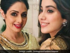 On Sridevi's Death Anniversary, Janhvi's Touching Post Will Make You Teary-Eyed