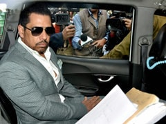 Robert Vadra Summoned By Probe Agency Tomorrow In Money-Laundering Case