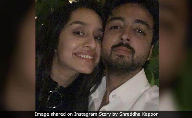Shraddha Kapoor And Padmini Kolhapure Celebrate Priyaank Sharma's Birthday