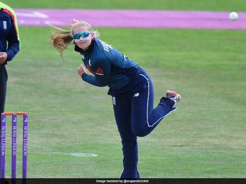 England All-Rounder Sophie Ecclestone Ruled Out Of Final ODI Against India With Fractured Hand