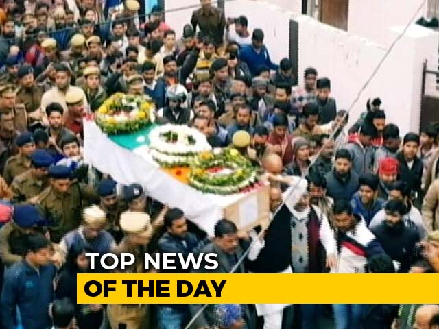 Video : The Biggest Stories Of February 16, 2019