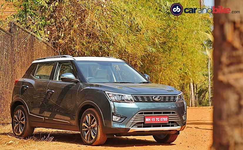 The Mahindra XUV300 is the newest subcompact SUV, built on the Tivoli platform
