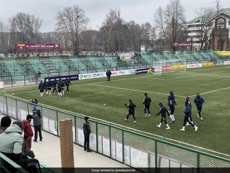 Concern Over Playing In Srinagar Referred To League Committee, Minerva Punjab Informs High Court