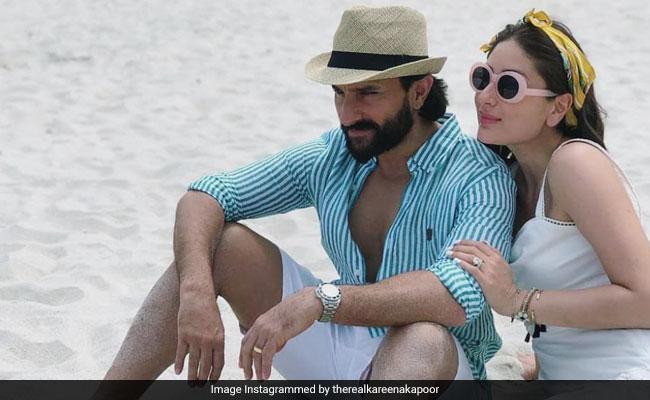 सैफ अली खान के शरारत भरे सवाल से हैरान रह गईं Kareena Kapoor, बेबो ने दी ये नसीहत