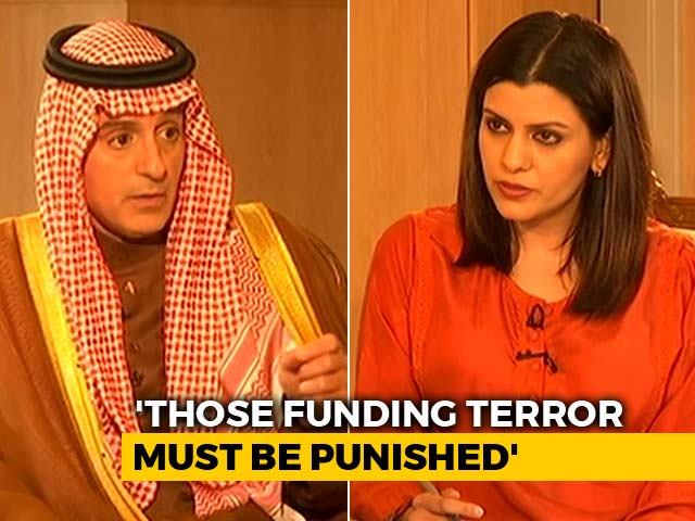 Video : UN Action Must If There's Proof Against Jaish: Saudi Minister On Pulwama