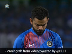 Virat Kohli Asks Vizag Crowd To Stay Quiet During Two-Minute Silence