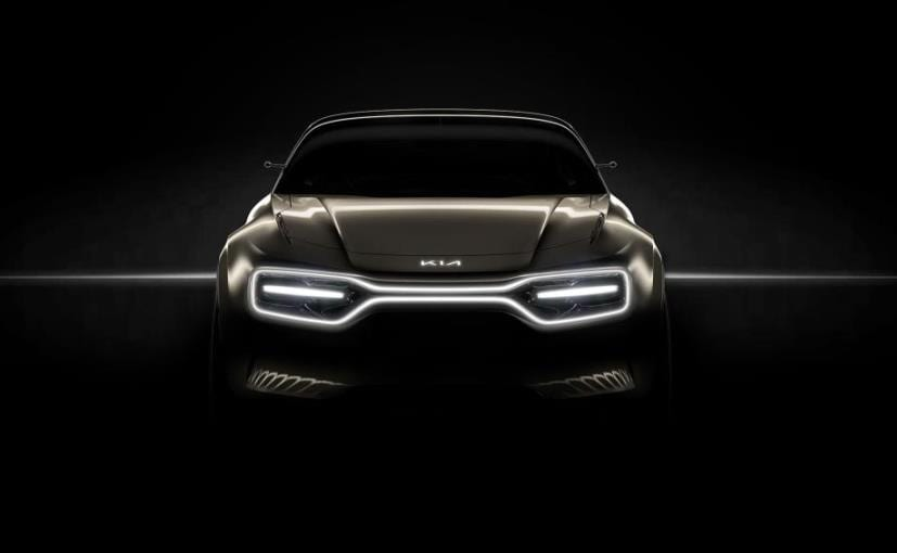 Kia's all new all-electric concept car will be revealed at the Geneva Motor Show on March 5, 2019