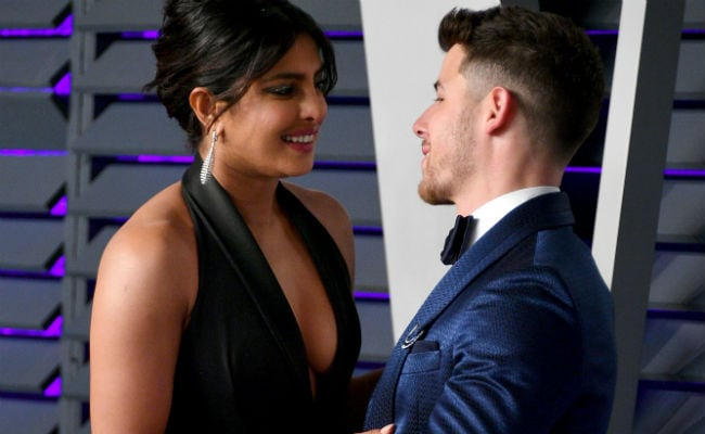 Nick and Priyanka Return to the Oscars Party Where They First Met