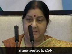 सुषमा स्वराज ने आतंकवाद के मुद्दे पर क्यों कहा- राहुल गांधी हटवा लें SPG की सुरक्षा