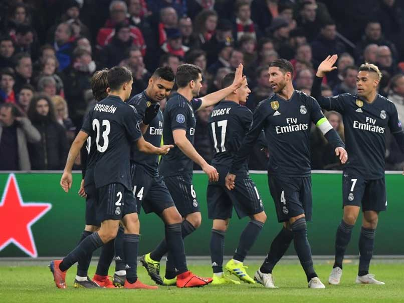 Champions League: Marco Asensio And VAR Help Real Madrid Snatch Victory Against Ajax