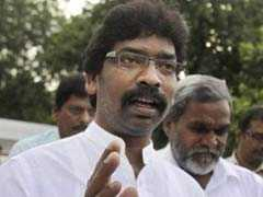 """Sinking Ship"": Hemant Soren's Jibe At BJP Over Ally Trouble In Jharkhand"