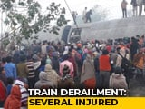 Video: 6 Dead After 11 Coaches Of Delhi-Bound Seemanchal Express Derail In Bihar