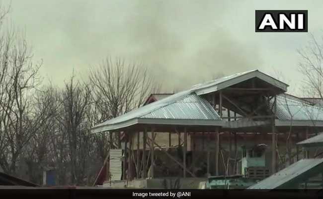 2 Jaish Terrorists Killed In Encounter In Jammu And Kashmir's Sopore