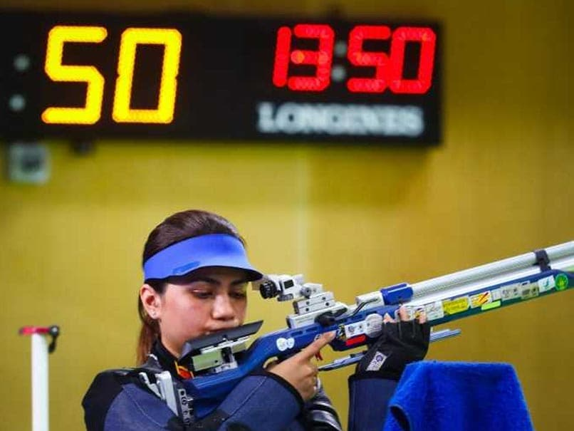 Shooting World Cup: Indias Apurvi Chandela Smashes World Record To Win Womens 10m Air Rifle Gold