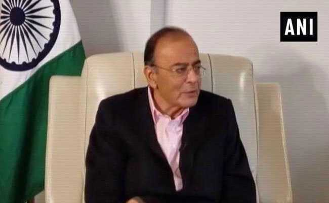 Arun Jaitley Likely To Return From US By This Weekend