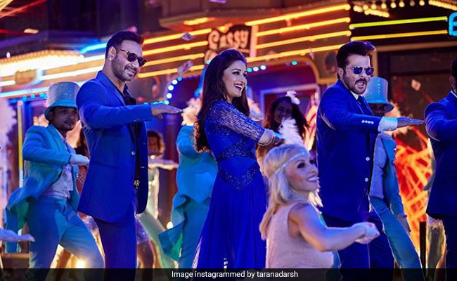Total Dhamaal Box Office Collection Day 2: Ajay Devgn, Anil Kapoor, Madhuri Dixit's Film Off To An Impressive Start
