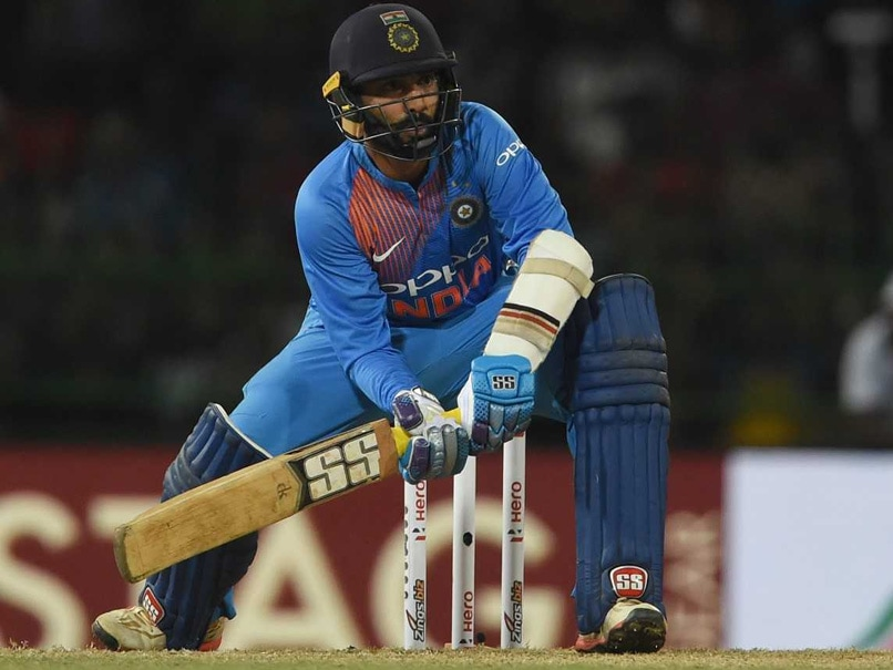 I genuinely believed that I could hit a six, says Dinesh Karthik on refusing single in final over