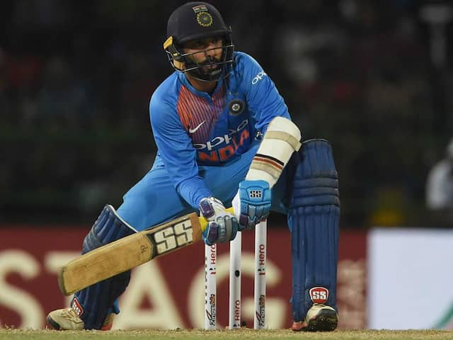 """Believed I Could Hit A Six"": Dinesh Karthik Opens Up On Failure In T20I Series Decider"
