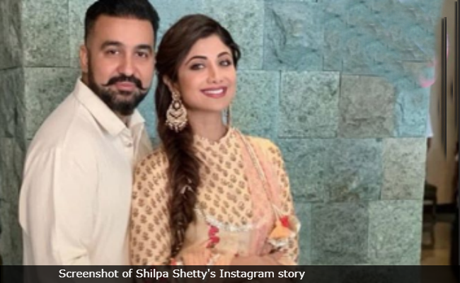 Shilpa Shetty And Raj Kundra Dancing To Lamberghini Is All You Need To See Today