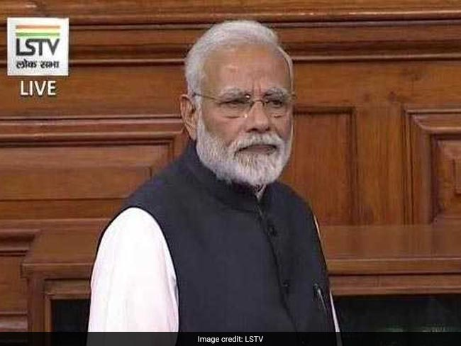 Parliament Highlights: Congress Doesn't Want Armed Forces To Be Strong, Says PM Modi